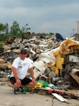 Mount Peria Baptist Church in a pile.....Ringgold
